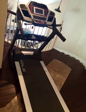 sole f80 treadmill belt full II